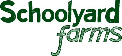 Schoolyard Farms logo