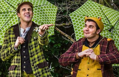 Things to do in Portland:  A Year with Frog and Toad, The Musical