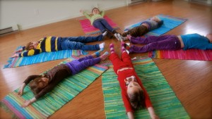 Pajama Yoga/Parents Night Out, First Fridays from 6:00-9:00 @ Awakenings Wellness Studio | Portland | Oregon | United States