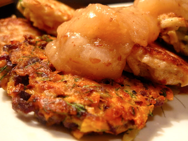 Family Friendly Recipe: Root Vegetable Latkes - NW Kids Magazine