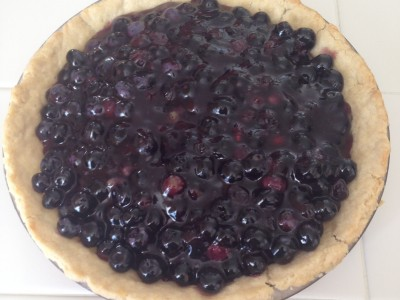 Got Berries?  Blueberry Pie with No-Fail Crust Recipe