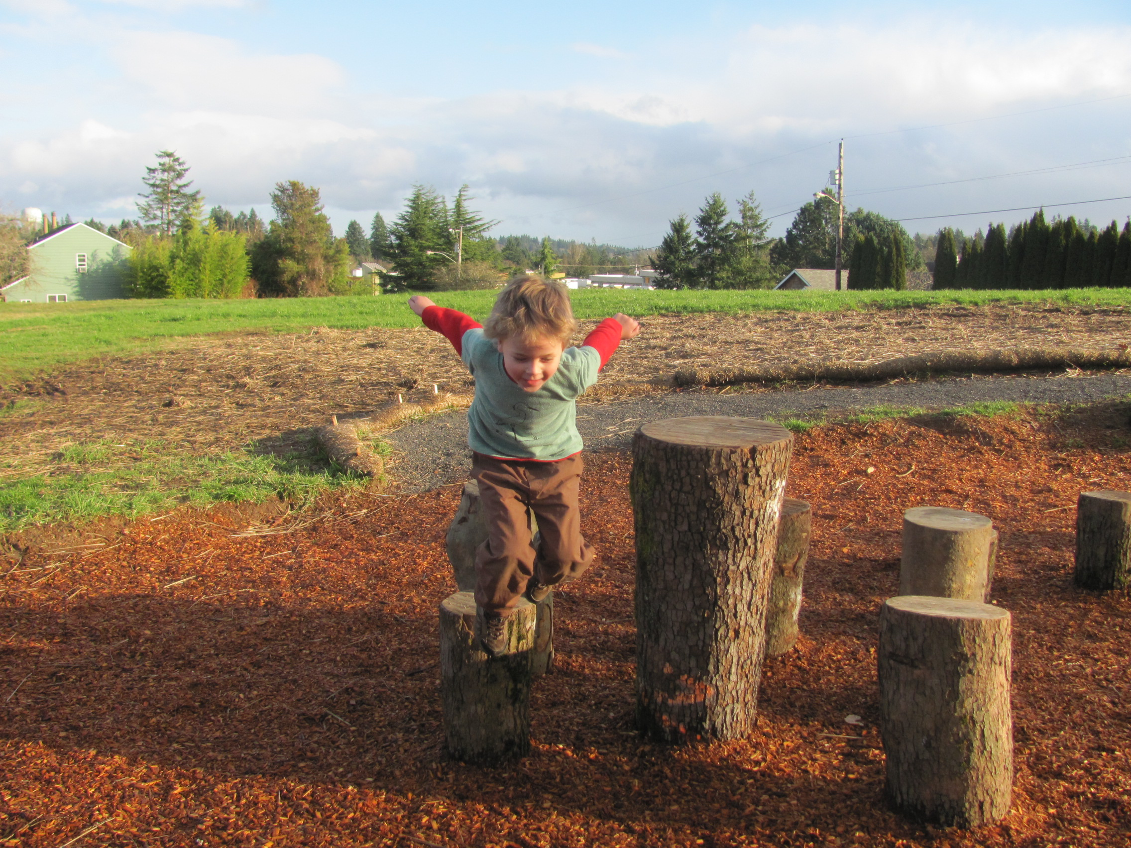 Fun things to do in portland 5 secret pdx playgrounds for Portland spring home and garden show