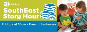 PJ Library Story Hour in SE Portland @ Seahorses PDX | Portland | Oregon | United States