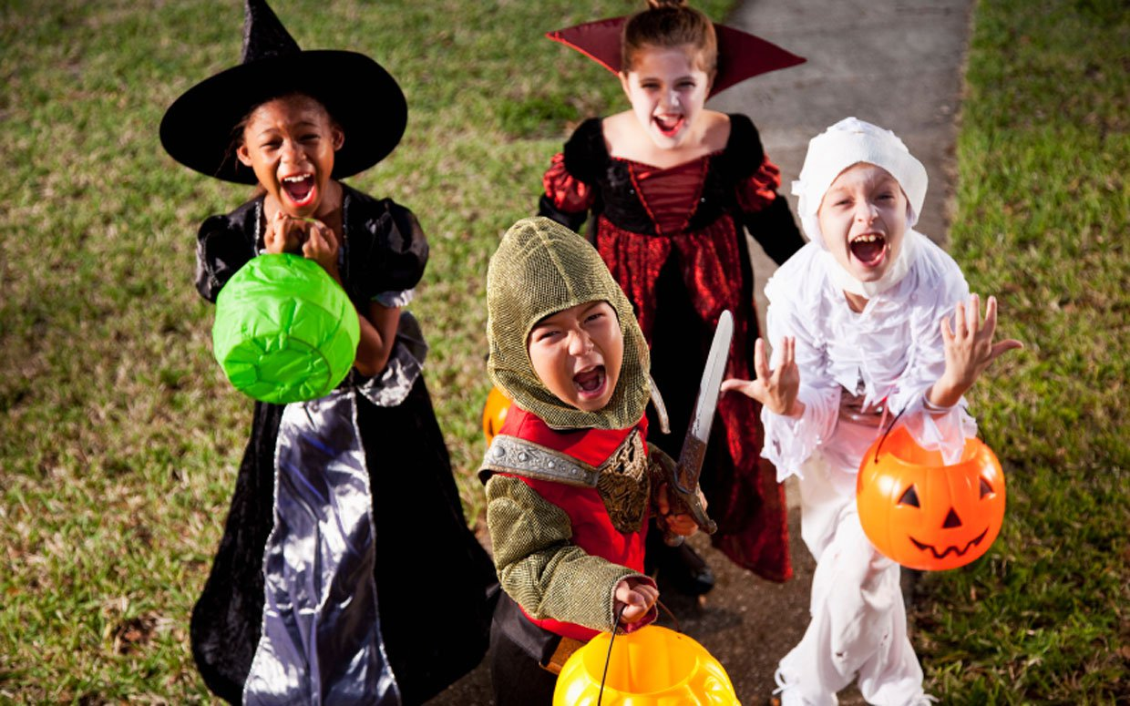 Local Trick Or Treating: Roundup!