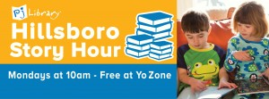PJ Library Story Hour in Hillsboro @ Yo Zone | Hillsboro | Oregon | United States
