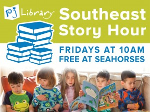 PJ Library Story Hour in SE Portland @ Seahorses PDX |  |  |