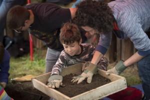 Kids Dig! @ Fort Vancouver National Historic Site | Vancouver | Washington | United States