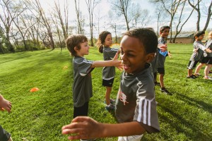 FREE Soccer Shots Clinic for Kids Ages 5-8 in SE Portland @ Clinton City Park |  |  |