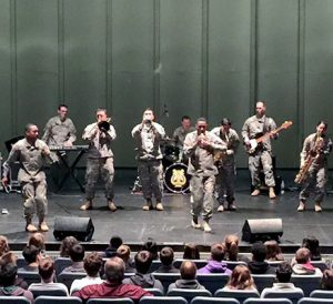 NOONTIME SHOWCASE: THE 56TH ARMY BAND @ SW Main Street, between SW Broadway & Park Avenue |  |  |