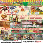 Global Grocery: Mexico, Spain, South America