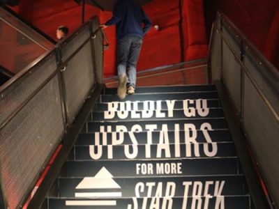 Visit EMP's Star Trek Exhibit: The (not so) final frontier