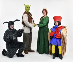 Journey Theater Arts Group Presents: Shrek the Musical Jr @ Washburn Performing Arts Center Washougal High School |  |  |