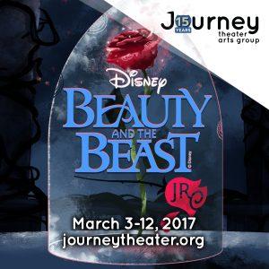 Journey Theater Arts Group Presents:  Disney's Beauty and the Beast Jr @ Alpenrose Opera House | Portland | Oregon | United States