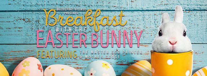 Breakfast With The Easter Bunny Bridgeport Village