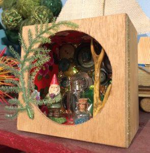 Crafternoon! Diorama-Rama @ SCRAP PDX | Portland | Oregon | United States