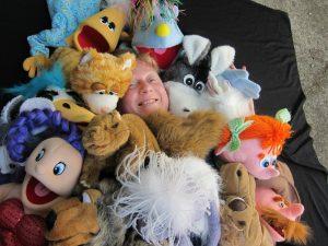 Penny's Puppets @ Portland Children's Museum | Portland | Oregon | United States