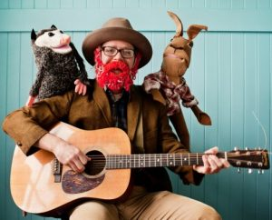 Red Yarn: Folksongs & Puppetry for Families @ Portland Children's Museum | Portland | Oregon | United States