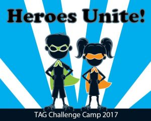 TAG Challenge Camp: Heroes Unite @ Saturday Academy at Reed College | Portland | Oregon | United States