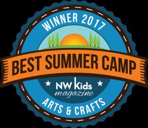 2017 Best Camp Winner Arts & Crafts