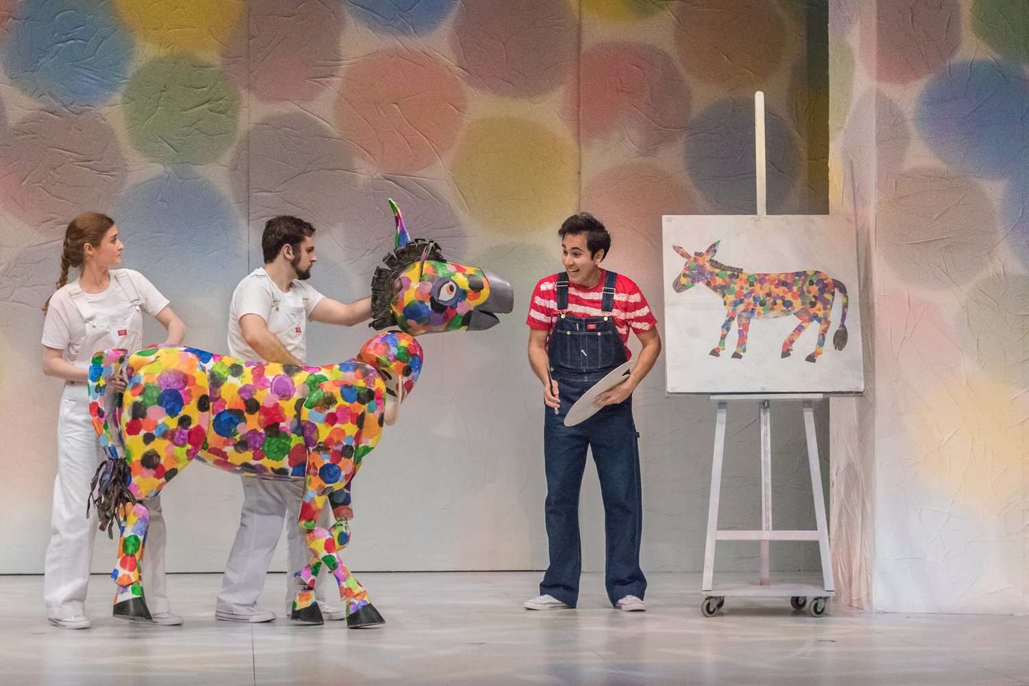 The World Of Eric Carle Comes To Life In Very Hungry Caterpillar Show