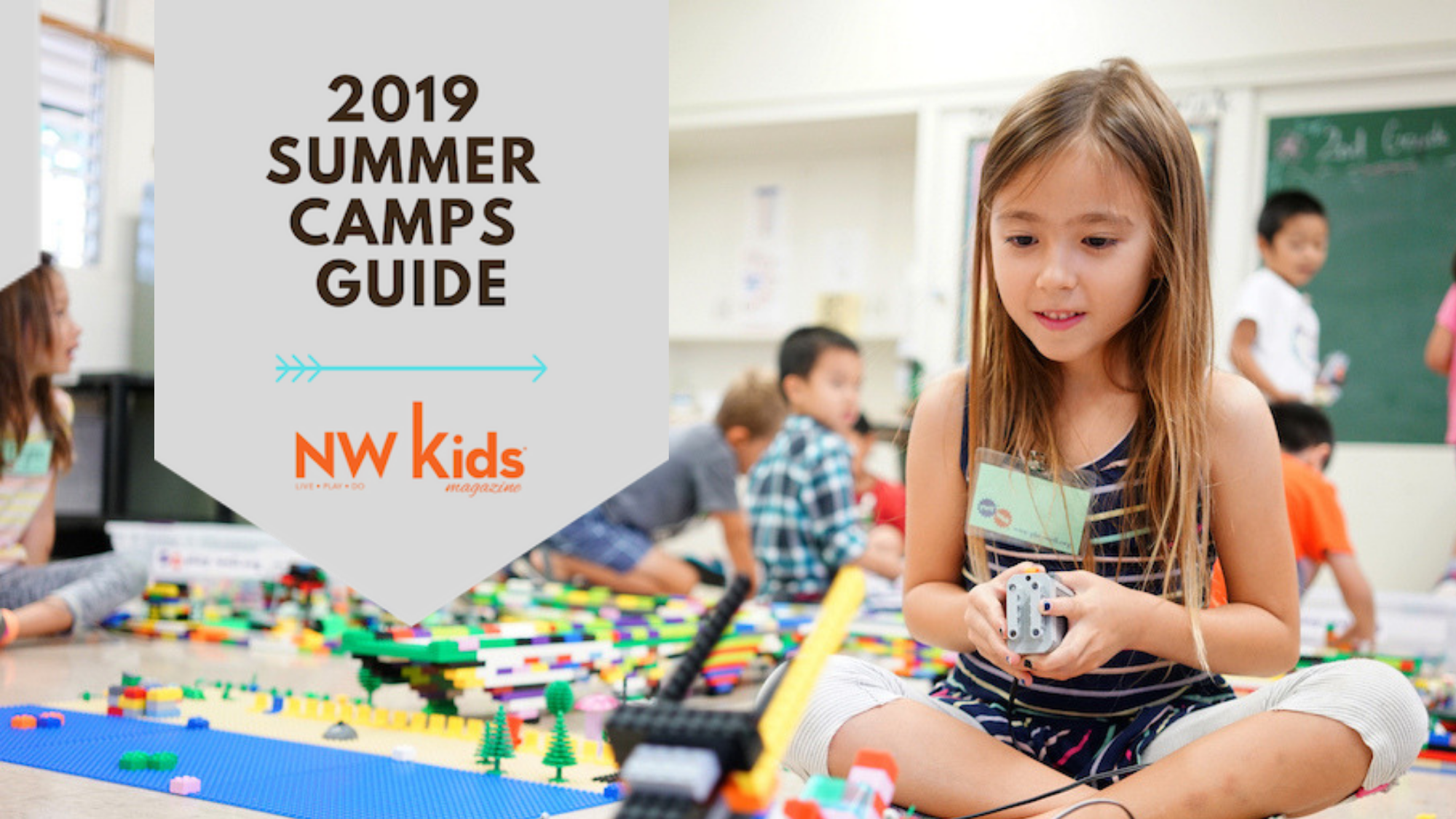 2019 Summer Camps Guide - NW Kids Magazine