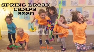 Spring Break Camps 2020