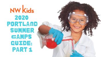 2020 Portland Summer Camps Guide